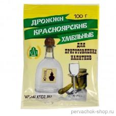 Дрожжи Хмельные Красноярские, 100 г