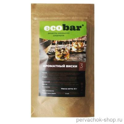 Набор трав и специй Ароматный виски Ecobar