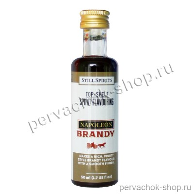 Эссенция Still Spirits Napoleon Brandy Spirit Top Shelf (Бренди Наполеон) 50 мл