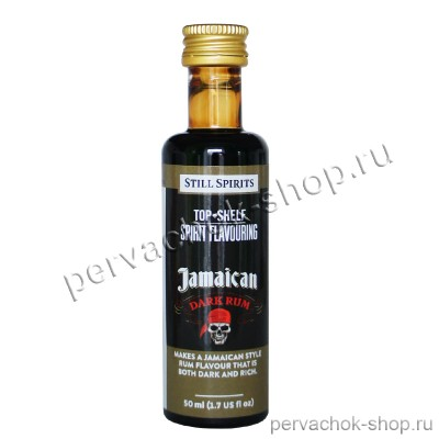Эссенция Still Spirits Jamaican Dark Rum Spirit Top Shelf (Ямайский Черный Ром) 50 мл