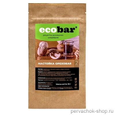 Набор трав и специй Настойка Ореховая Ecobar