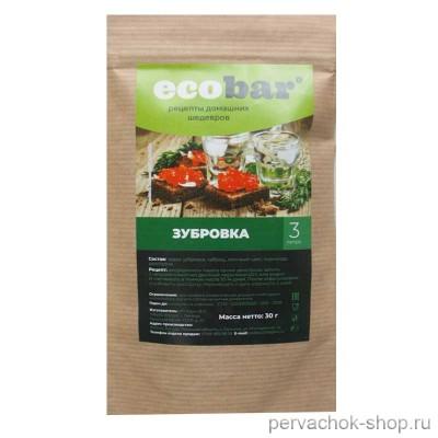 Набор трав и специй Зубровка Ecobar