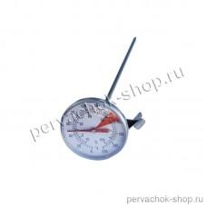 Термометр аналоговый со щупом 22 см и клипсой