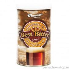 Солодовый экстракт Muntons Bitter 1,5 кг (Мантонс)