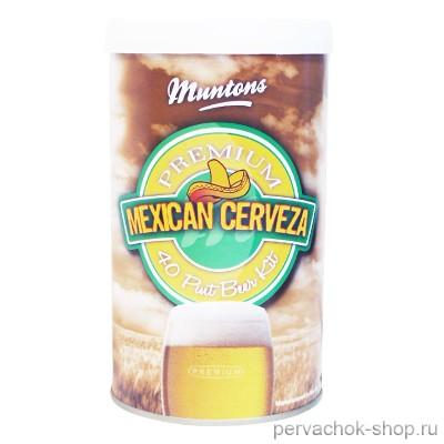 Солодовый экстракт Muntons Mexican Cerveza 1,5 кг (Мантонс)