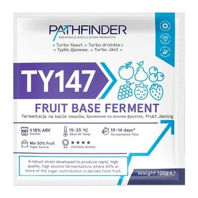 """Дрожжи спиртовые Pathfinder """"Fruit Base Ferment"""" (Патфайндер TY 147), 120 гр"""