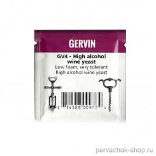 Винные дрожжи Gervin GV4 high alcohol wine (Гервин) 5 г