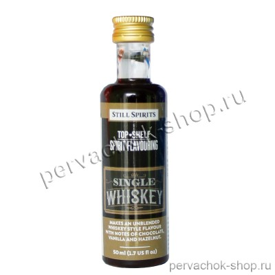 Эссенция Still Spirits Single Whiskey Spirit Top Shelf (Односолодовый Виски) 50 мл