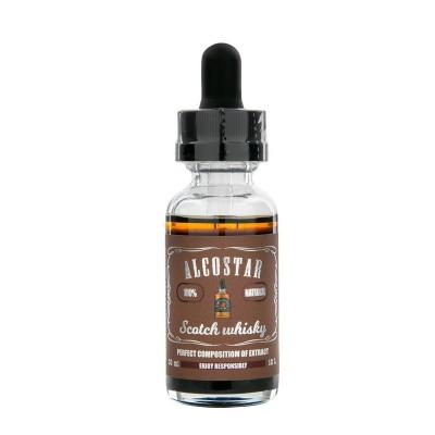 Эссенция ALCOSTAR ШОТЛАНДСКИЙ ВИСКИ (Scotch whisky) вкусовой концентрат ароматизатор пищевой, 30 мл