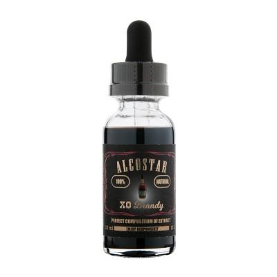 Эссенция ALCOSTAR XO БРЕНДИ XO Brandy вкусовой концентрат ароматизатор пищевой, 30 мл