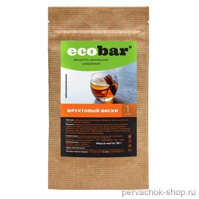 Набор трав и специй Фруктовый виски Ecobar
