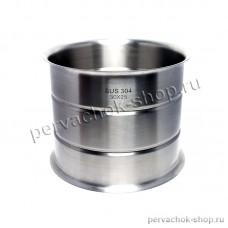 Увеличитель куба 18 литров 30x25 нержавеющая сталь AISI 304