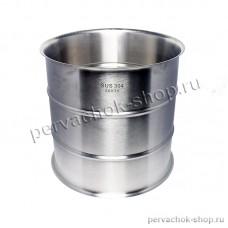 Увеличитель куба 36 литров 36x36 нержавеющая сталь AISI 304