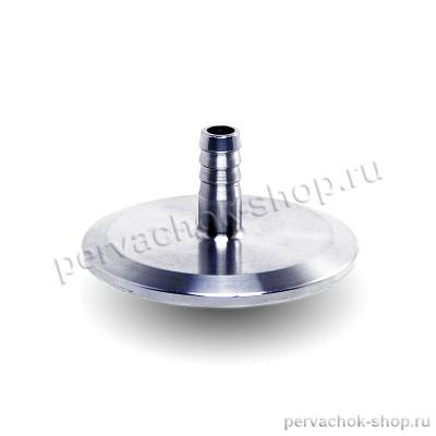 Переходник КЛАМП 2 дюйма - ёлочка 10 мм