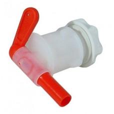Кран пластиковый поворотный для бродильной емкости