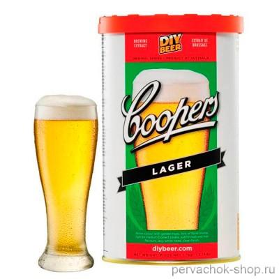 Солодовый экстракт Coopers Lager (Куперс)