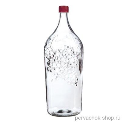 Бутылка 2 л Виноград