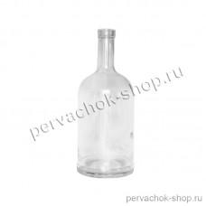 Бутылка Домашний самогон 0,7 л под т-образную пробку