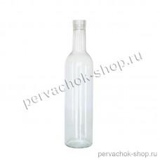 Бутылка Сибирская 0,5 л под т-образную пробку