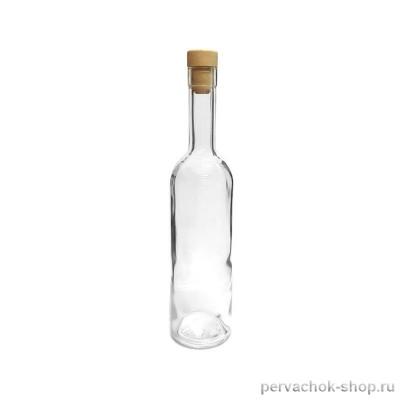 Бутылка водочная Сибирская 0,25 л